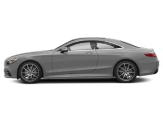 designo Allanite Grey Magno 2018 Mercedes-Benz S-Class Pictures S-Class S 560 4MATIC Coupe photos side view