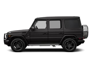designo Mocha Black Metallic 2018 Mercedes-Benz G-Class Pictures G-Class G 550 4MATIC SUV photos side view