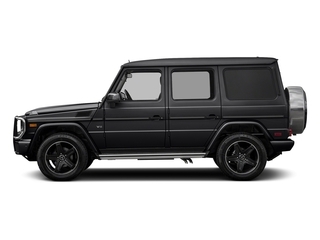 Black 2018 Mercedes-Benz G-Class Pictures G-Class G 550 4MATIC SUV photos side view