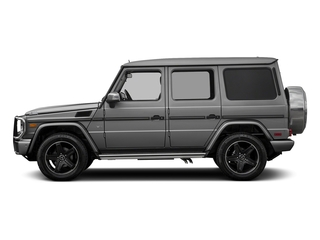 designo Graphite Metallic 2018 Mercedes-Benz G-Class Pictures G-Class G 550 4MATIC SUV photos side view