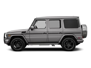 designo Platinum Magno 2018 Mercedes-Benz G-Class Pictures G-Class G 550 4MATIC SUV photos side view