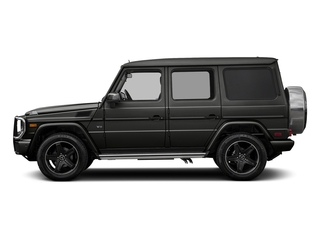 designo Night Black Magno 2018 Mercedes-Benz G-Class Pictures G-Class G 550 4MATIC SUV photos side view