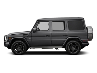Steel Grey Metallic 2018 Mercedes-Benz G-Class Pictures G-Class 4 Door Utility 4Matic photos side view