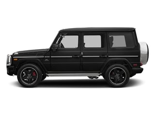 Magnetite Black Metallic 2018 Mercedes-Benz G-Class Pictures G-Class 4 Door Utility 4Matic photos side view