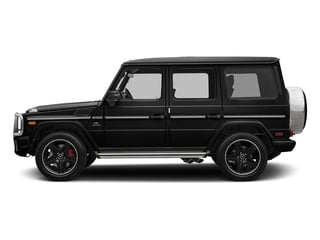 Obsidian Black Metallic 2018 Mercedes-Benz G-Class Pictures G-Class 4 Door Utility 4Matic photos side view