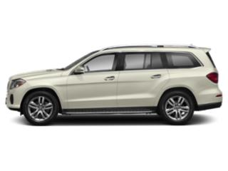 Polar White 2018 Mercedes-Benz GLS Pictures GLS Utility 4D GLS450 AWD V6 Turbo photos side view
