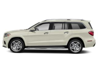 Polar White 2018 Mercedes-Benz GLS Pictures GLS Utility 4D GLS550 AWD V8 Turbo photos side view