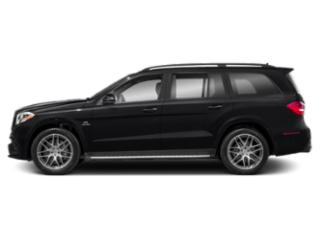 Black 2018 Mercedes-Benz GLS Pictures GLS Utility 4D GLS63 AMG AWD V8 Turbo photos side view