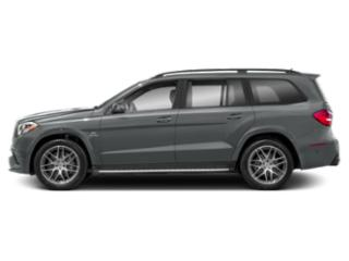 Iridium Silver Metallic 2018 Mercedes-Benz GLS Pictures GLS Utility 4D GLS63 AMG AWD V8 Turbo photos side view