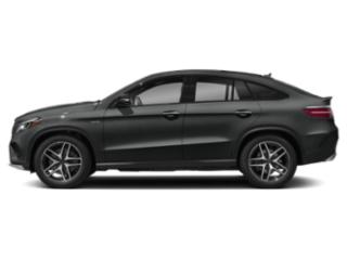 Selenite Grey Metallic 2018 Mercedes-Benz GLE Pictures GLE AMG GLE 43 4MATIC Coupe photos side view