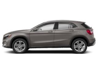 designo Mountain Grey Magno (Matte Finish) 2018 Mercedes-Benz GLA Pictures GLA GLA 250 4MATIC SUV photos side view