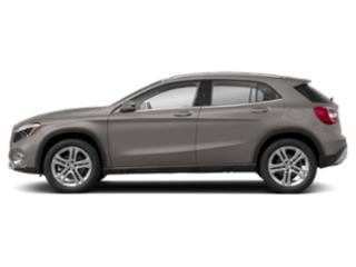 Mountain Grey Metallic 2018 Mercedes-Benz GLA Pictures GLA GLA 250 4MATIC SUV photos side view