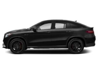 Obsidian Black Metallic 2018 Mercedes-Benz GLE Pictures GLE Utility 4D GLE63 AMG S Sport Cpe AWD photos side view