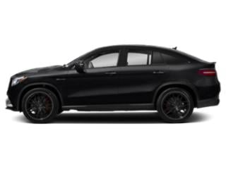Black 2018 Mercedes-Benz GLE Pictures GLE Utility 4D GLE63 AMG S Sport Cpe AWD photos side view