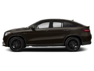 Dakota Brown Metallic 2018 Mercedes-Benz GLE Pictures GLE Utility 4D GLE63 AMG S Sport Cpe AWD photos side view
