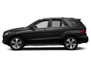Black 2018 Mercedes-Benz GLE Pictures GLE GLE 350 4MATIC SUV photos side view