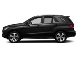 Obsidian Black Metallic 2018 Mercedes-Benz GLE Pictures GLE GLE 350 4MATIC SUV photos side view