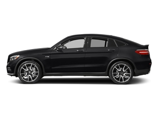 Black 2018 Mercedes-Benz GLC Pictures GLC AMG GLC 43 4MATIC Coupe photos side view