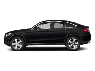 Black 2018 Mercedes-Benz GLC Pictures GLC Util 4D GLC300 Sport Coupe AWD I4 photos side view