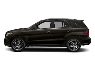 Dakota Brown Metallic 2018 Mercedes-Benz GLE Pictures GLE GLE 550e 4MATIC SUV photos side view