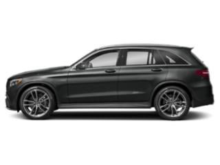 Selenite Grey Metallic 2018 Mercedes-Benz GLC Pictures GLC AMG GLC 63 4MATIC SUV photos side view