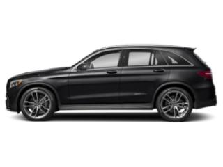 Black 2018 Mercedes-Benz GLC Pictures GLC AMG GLC 63 4MATIC SUV photos side view