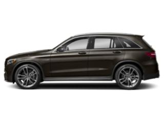 Dakota Brown Metallic 2018 Mercedes-Benz GLC Pictures GLC AMG GLC 63 4MATIC SUV photos side view
