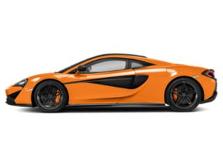 McLaren Orange 2018 McLaren 570S Pictures 570S Coupe photos side view