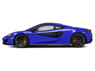 Burton Blue 2018 McLaren 570S Pictures 570S Coupe photos side view