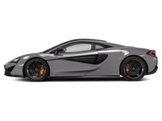Ceramic Grey 2018 McLaren 570S Pictures 570S Coupe photos side view
