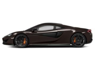 Fire Black 2018 McLaren 570S Pictures 570S Coupe photos side view
