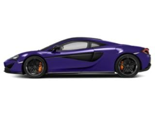 Lantana Purple 2018 McLaren 570S Pictures 570S Coupe photos side view