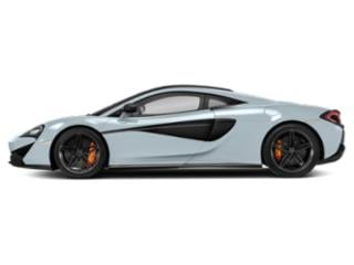 Muriwai White 2018 McLaren 570S Pictures 570S Coupe photos side view