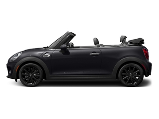 Lapisluxury Blue 2018 MINI Convertible Pictures Convertible Cooper FWD photos side view
