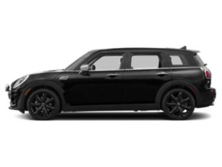 Midnight Black Metallic 2018 MINI Clubman Pictures Clubman Cooper S ALL4 photos side view