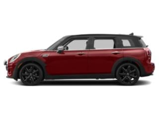Blazing Red Metallic 2018 MINI Clubman Pictures Clubman Cooper S ALL4 photos side view