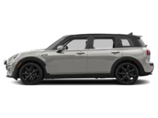 White Silver Metallic 2018 MINI Clubman Pictures Clubman Cooper S ALL4 photos side view