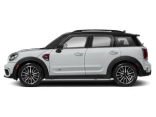 Light White 2018 MINI Countryman Pictures Countryman John Cooper Works ALL4 photos side view