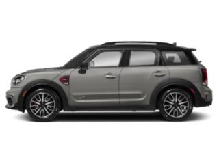 Melting Silver Metallic 2018 MINI Countryman Pictures Countryman John Cooper Works ALL4 photos side view