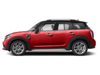 Chili Red 2018 MINI Countryman Pictures Countryman Wagon 4D Countryman S AWD I4 Turbo photos side view