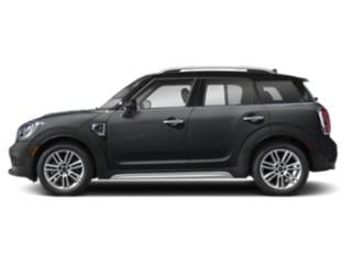 Thunder Gray Metallic 2018 MINI Countryman Pictures Countryman Wagon 4D Countryman S AWD I4 Turbo photos side view