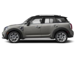 Melting Silver Metallic 2018 MINI Countryman Pictures Countryman Wagon 4D Countryman S AWD I4 Turbo photos side view