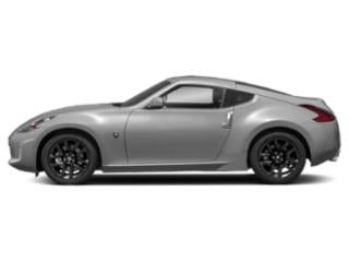 Brilliant Silver 2018 Nissan 370Z Coupe Pictures 370Z Coupe 2D Touring V6 photos side view