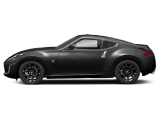 Magnetic Black 2018 Nissan 370Z Coupe Pictures 370Z Coupe 2D Touring V6 photos side view