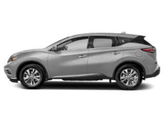Brilliant Silver Metallic 2018 Nissan Murano Pictures Murano AWD SV photos side view
