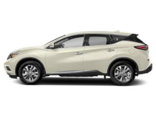 Pearl White 2018 Nissan Murano Pictures Murano AWD SV photos side view