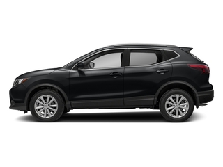 Magnetic Black 2018 Nissan Rogue Sport Pictures Rogue Sport FWD S photos side view
