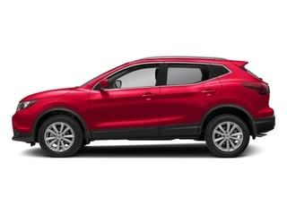 Palatial Ruby 2018 Nissan Rogue Sport Pictures Rogue Sport FWD S photos side view