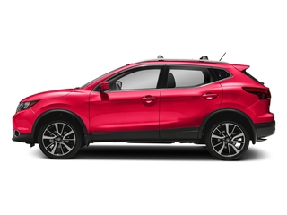 Palatial Ruby 2018 Nissan Rogue Sport Pictures Rogue Sport Utility 4D SL AWD photos side view