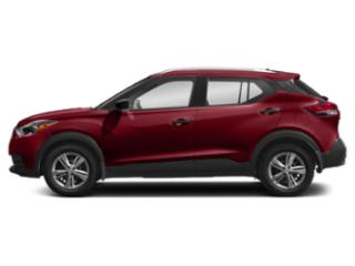 Cayenne Red 2018 Nissan Kicks Pictures Kicks SV FWD photos side view